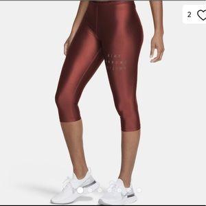 Nike running Division Capri